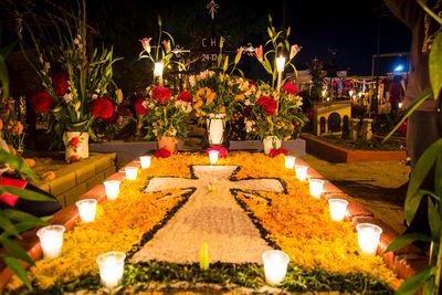 cemetery oaxaca