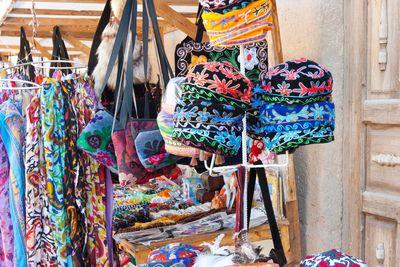 Bazaar in Khiva