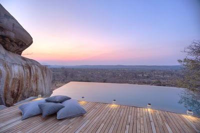 Jabali Ridge Infinity Pool