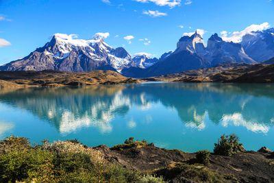 chile lake pehoe