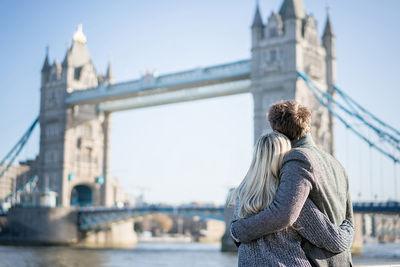 Couple in London