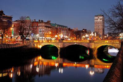 Dublin in Autumn