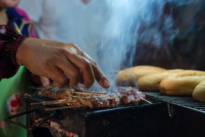 vietnam hanoi street food