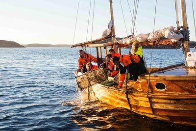 Hummerfiske-VitjaTinj  Photo Cred Roger Borgelid