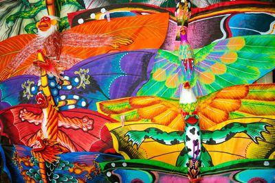 Balinese kite