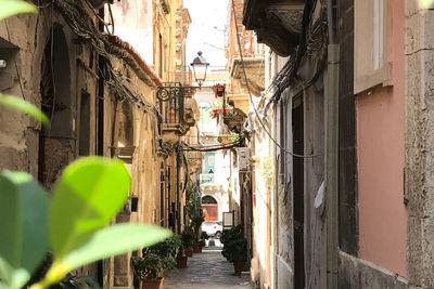 ortigia street