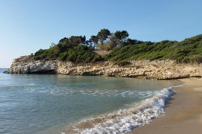 gelsomineto beach