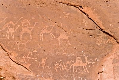 ancient drawings, oman