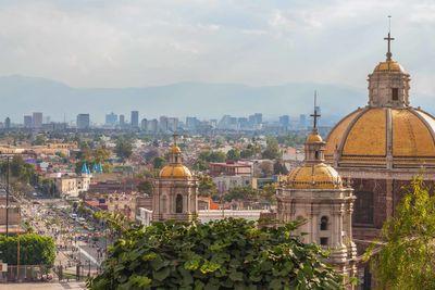 mexico cityscape