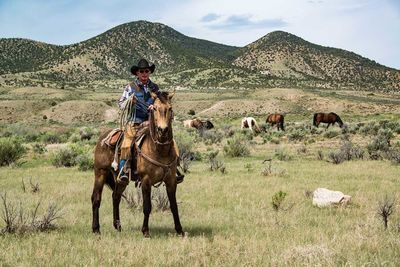 Colorado cowboy