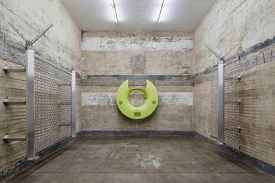 exhibit in the boros gallery in berlin