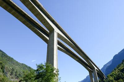 bridge in giornico switzerland