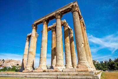 destinations de stress greece olympia