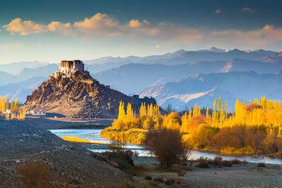 de-stress destinations ladakh india
