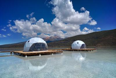 Kachi Lodge, Salar de Uyuni, Bolivia