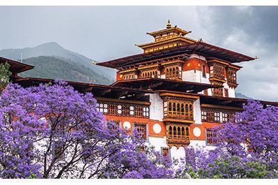 bhutan dzong