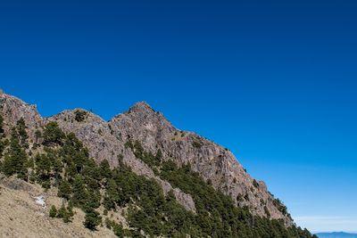 mexico mountain devil's backbone road