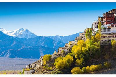 ladakh india hiking