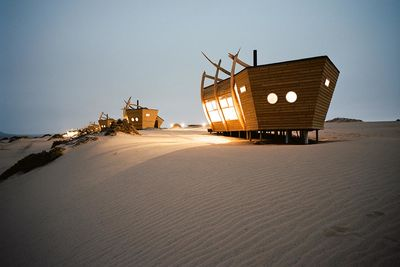 shipwreck lodge skeleton coast Namibia