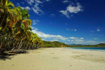 costa rica beach nicoya peninsula