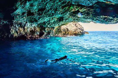 Blue Cave Montenegro