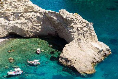 palmarola island boats
