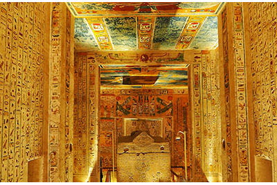 Valley of the Kings Tomb