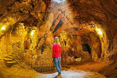 snowdonia caves