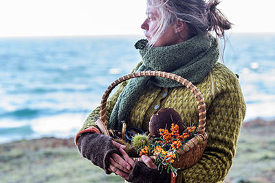 Foraging by the Sea in Ireland
