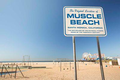 California Muscle Beach
