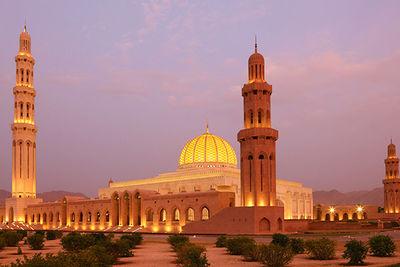 muscat-mosque