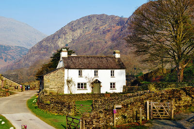 Hill Top House Lake District