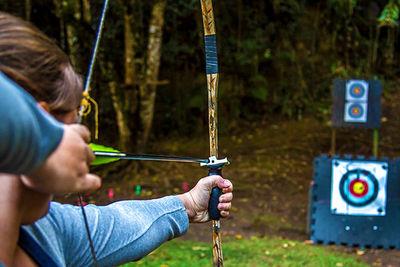 Archery Sherwood Forest Nottingham