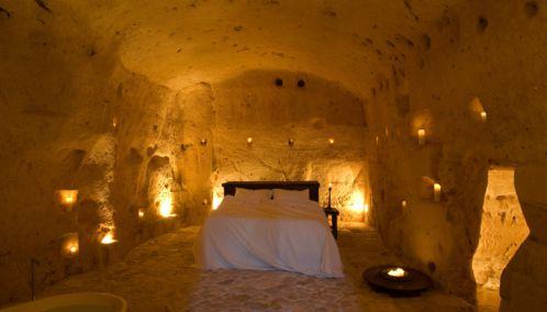 Sextantino Grotto, Italy
