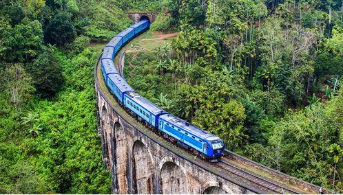 The Iron Devil Train