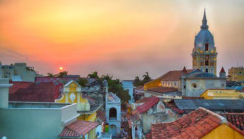 Cartagena view