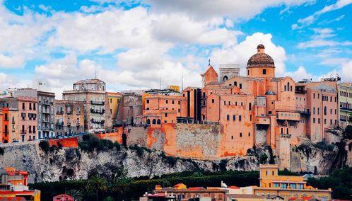 Sardinia buildings