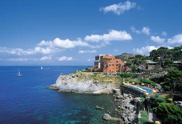 Mezzatorre Resort & Spa, luxury hotel in Italy