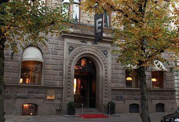 Elite Plaza, luxury hotel in Sweden