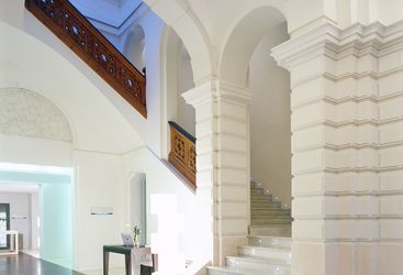 Interior at Palau de la Mar hotel, luxury hotel in Spain