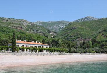 Villa Milocer, luxury hotel in Montenegro