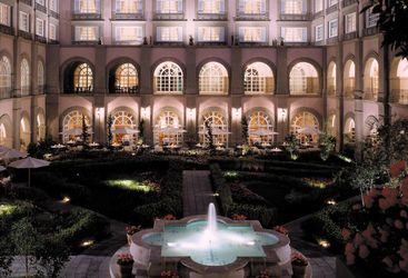 Four Seasons Mexico City, luxury hotel in Mexico
