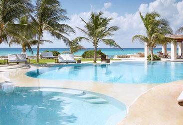 Luxury Hotels Resorts On The Yucatan Peninsula Mexico