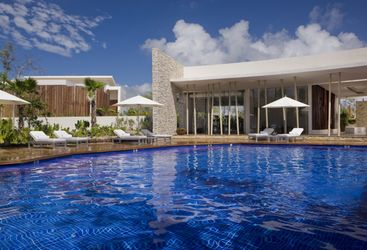 Rosewood Mayakoba, luxury hotel  in Mexico