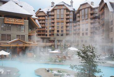 Four Seasons Whistler, luxury hotel in British Columbia, Canada