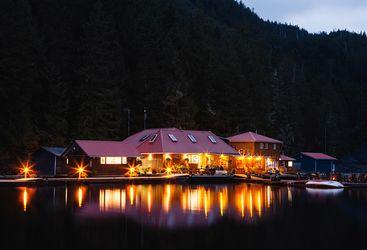 Nimmo Bay, luxury hotel in British Columbia, Canada