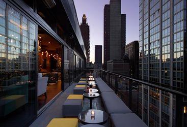 Terrace Bar at Royalton Park Avenue