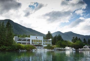 Spirit Lodge exterior