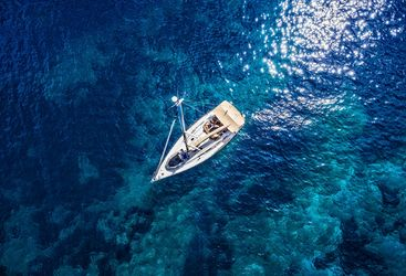 Sail Boat, Adriatic Sea