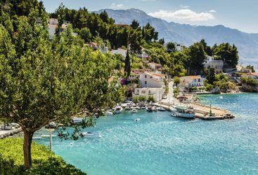 Adriatic Bay, Dalmatian Coast